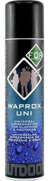WAPROX UNI Impregnace oblečení a obuvi 8689bf48e5b
